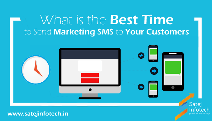 What is the Best Time to Send Marketing SMS to Your Customers