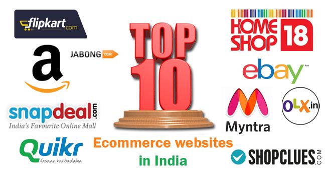 10 Best eCommerce Websites in India1