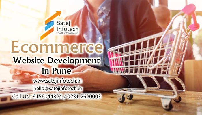 eCommerce Website Development Company in Pune | eCommerce